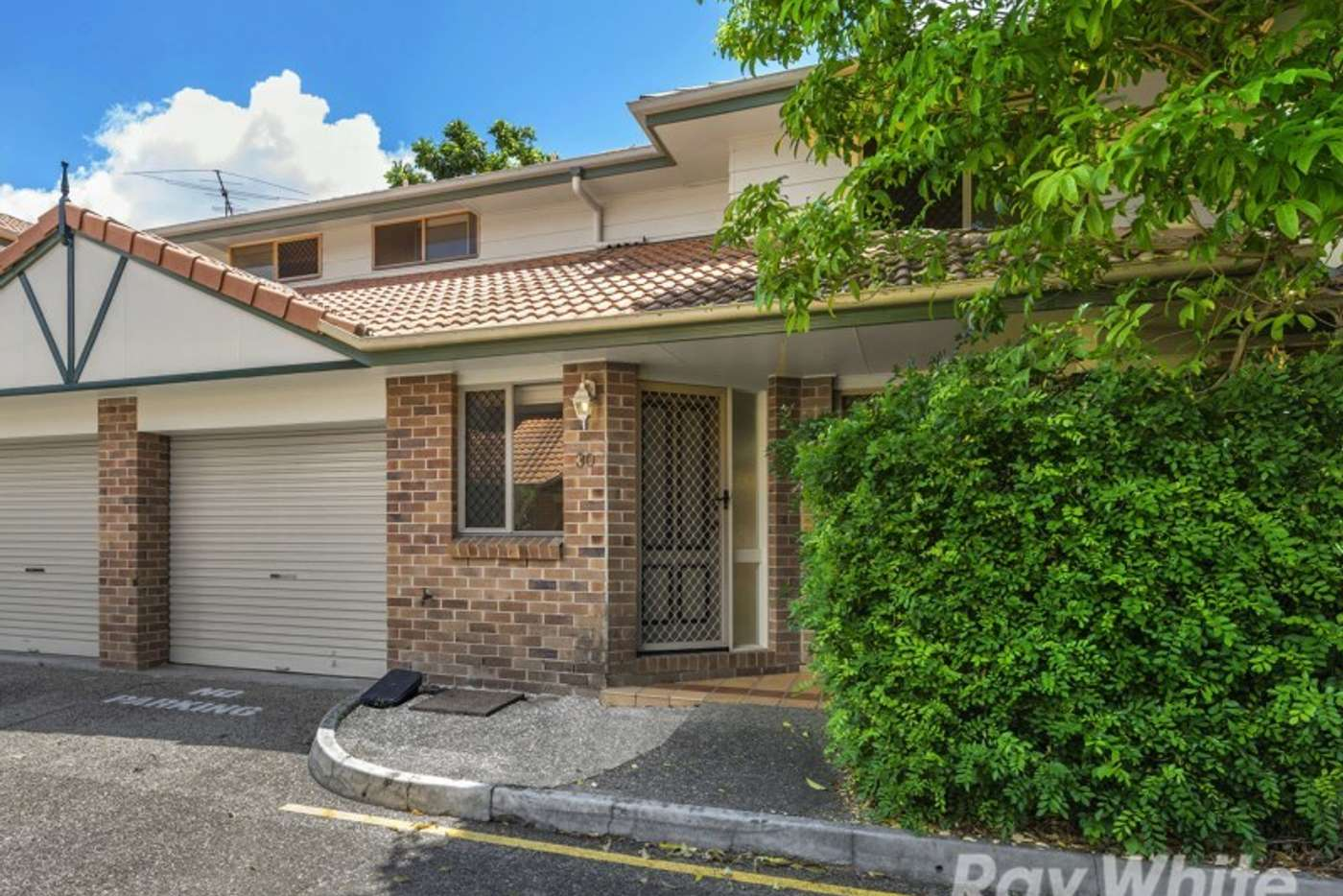 Main view of Homely townhouse listing, 30/22 Thurlow Street, Newmarket QLD 4051