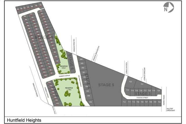 Lot 601 & 602 Yeltana Avenue, Huntfield Heights SA 5163
