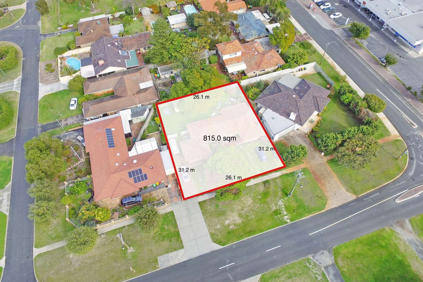 Main view of Homely residentialLand listing, 487 The Strand, Dianella WA 6059