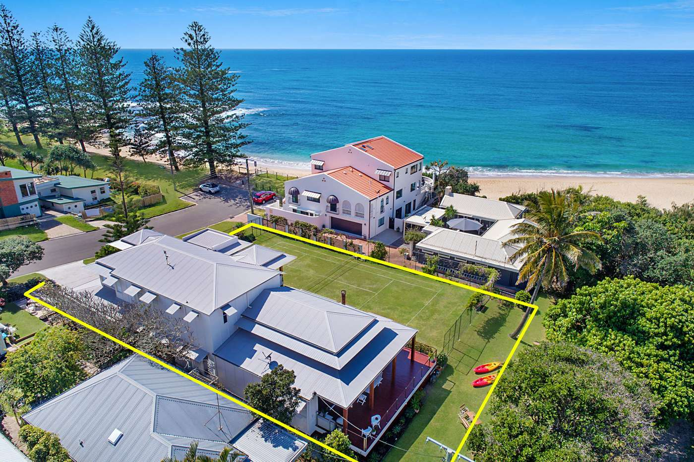 Main view of Homely house listing, 6 Cooroora Street, Dicky Beach, QLD 4551