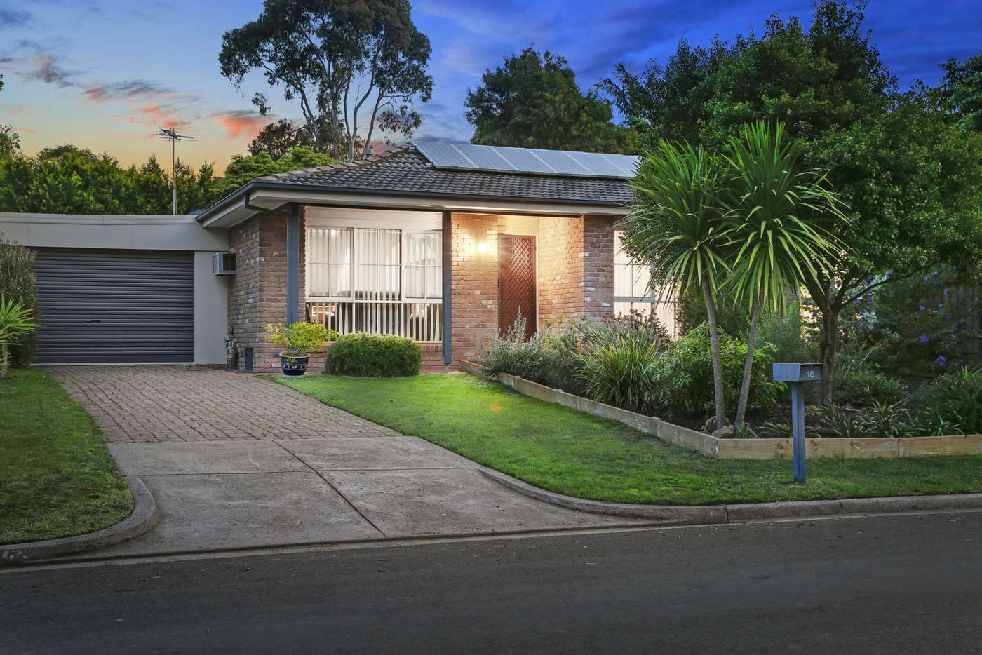 Main view of Homely house listing, 16 Melaleuca Court, Frankston VIC 3199