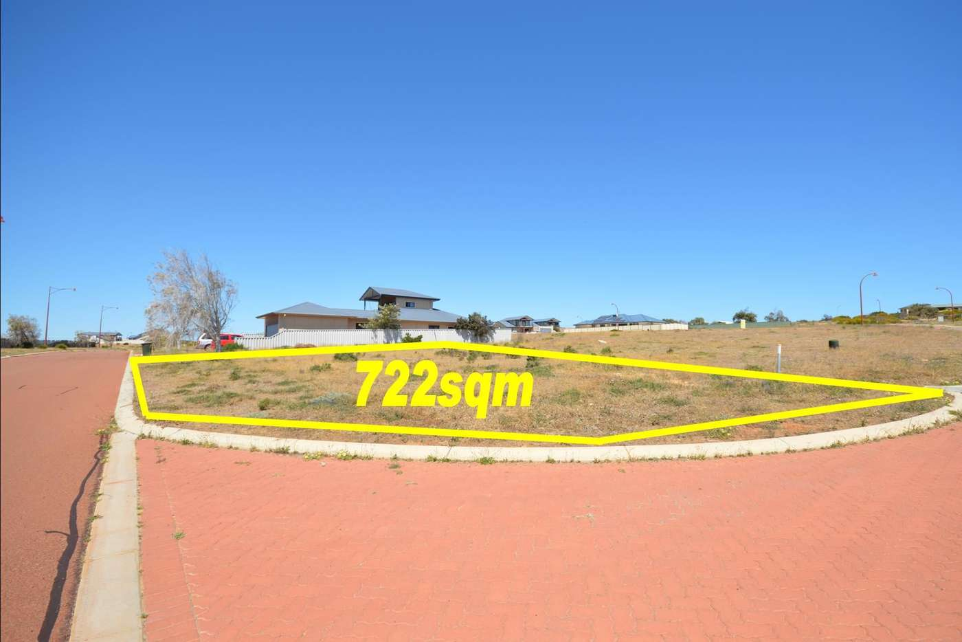 Main view of Homely residentialLand listing, 32 Lot 157 Wurmbea Way, Kalbarri WA 6536