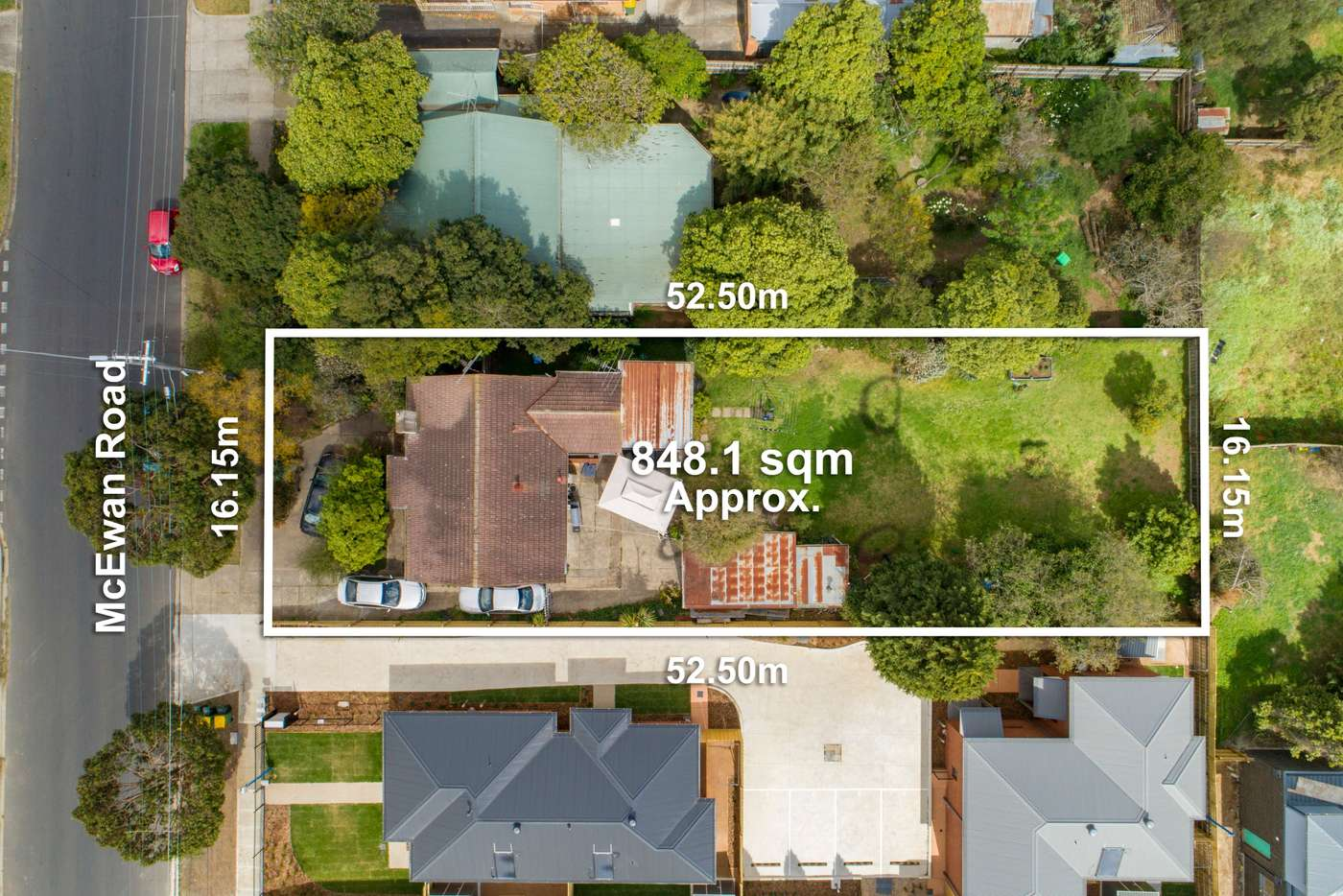 Main view of Homely house listing, 39 McEwan Road, Heidelberg Heights VIC 3081