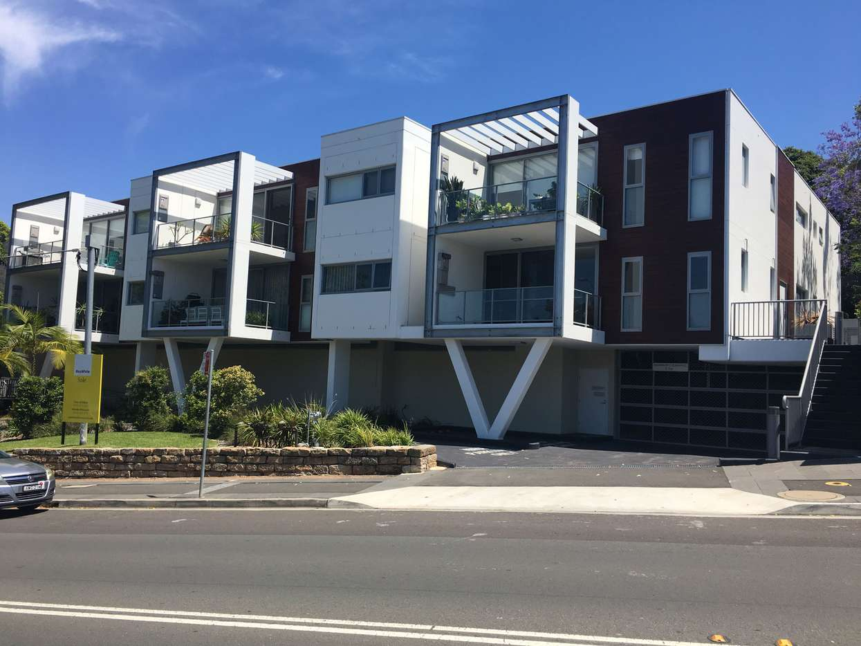 Main view of Homely apartment listing, 12/346 Lawrence Hargrave Drive, Thirroul, NSW 2515