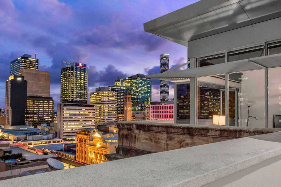 Second view of Homely apartment listing, 905 - 906 229 Queen Street, Brisbane QLD 4000
