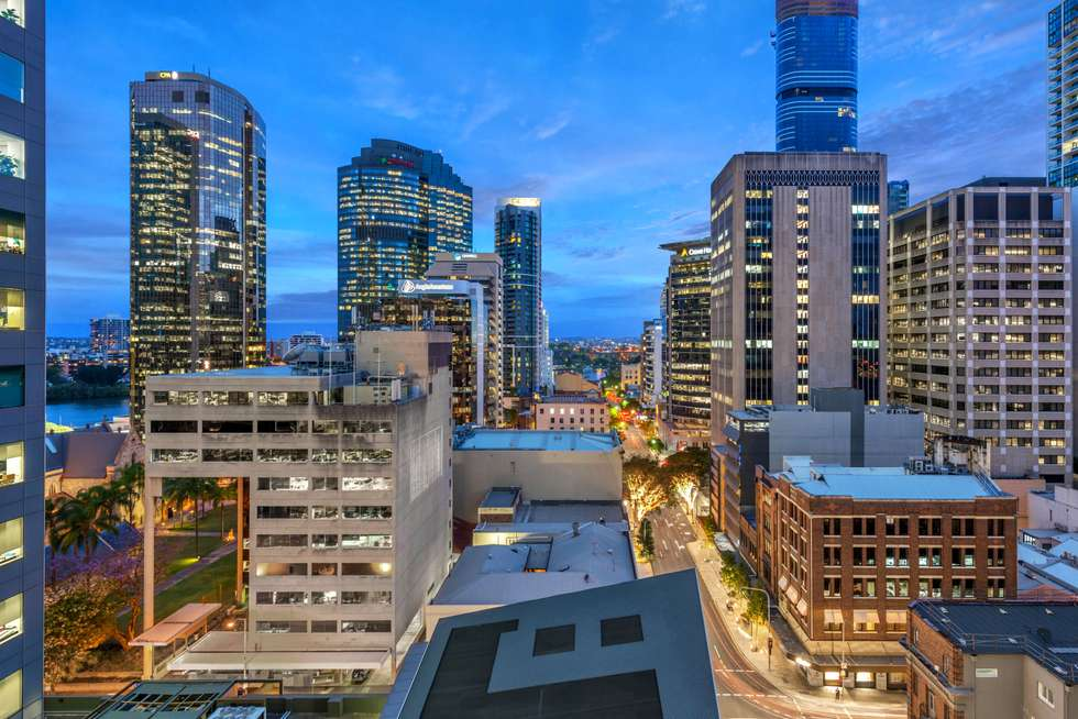 Third view of Homely apartment listing, 905 - 906 229 Queen Street, Brisbane QLD 4000