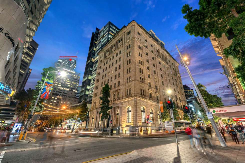 Fourth view of Homely apartment listing, 905 - 906 229 Queen Street, Brisbane QLD 4000