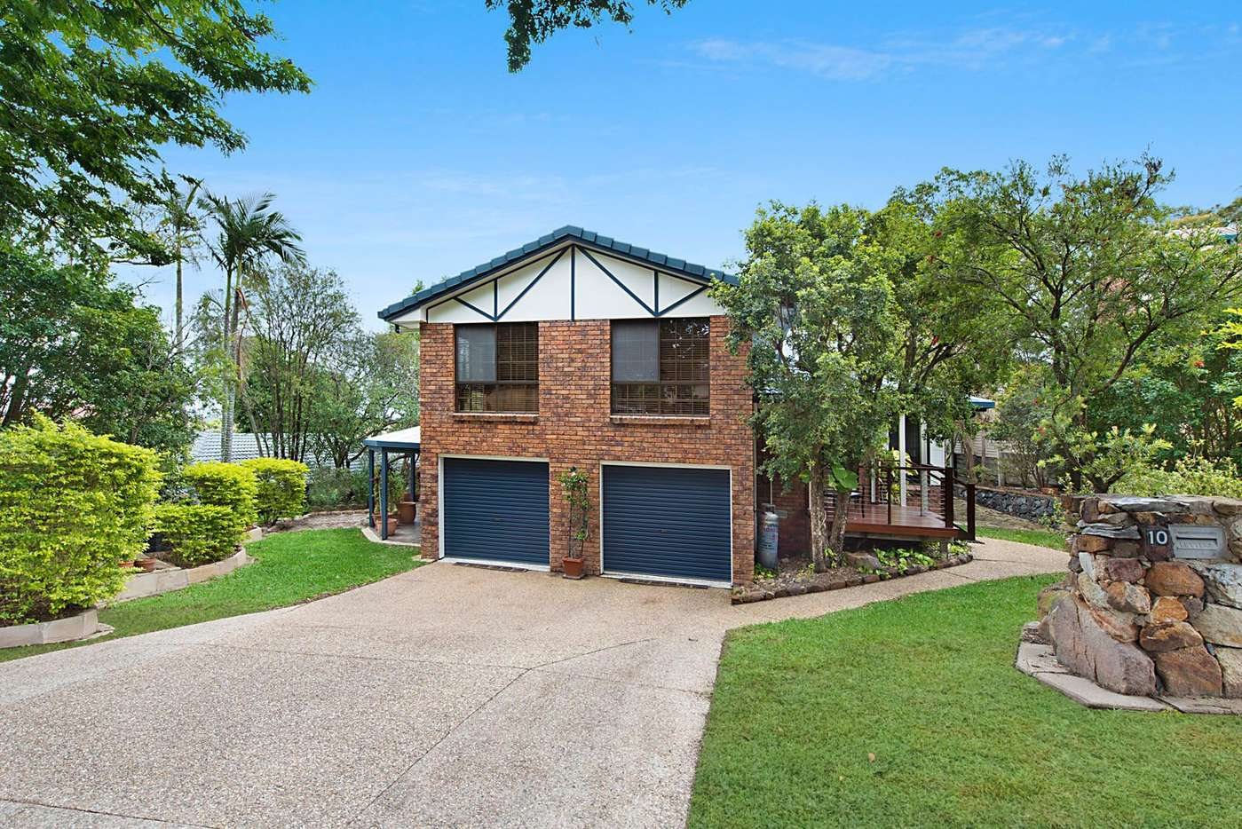 Main view of Homely house listing, 10 Merrick Street, Wishart, QLD 4122