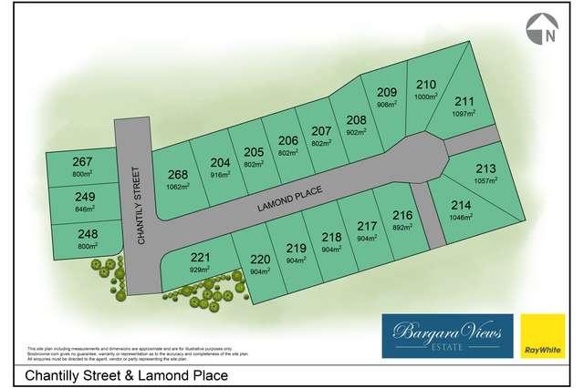 Lot 211 Lamond Place, Bargara QLD 4670