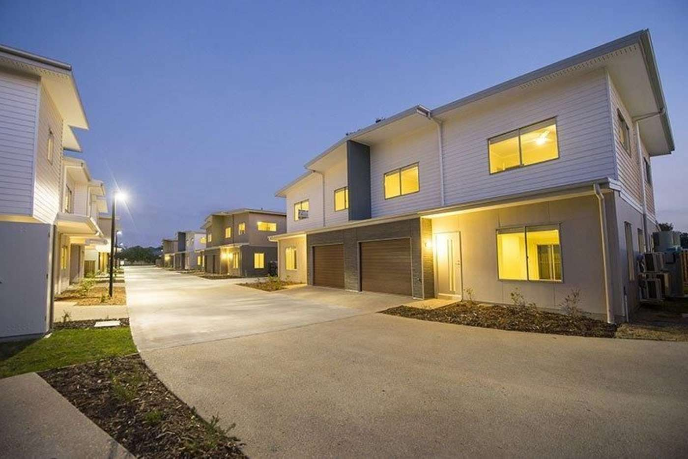 Main view of Homely townhouse listing, 8/1 Collins Lane, Kin Kora QLD 4680