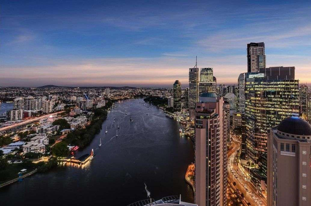 Main view of Homely apartment listing, Level 53/501 Adelaide Street, Brisbane, QLD 4000