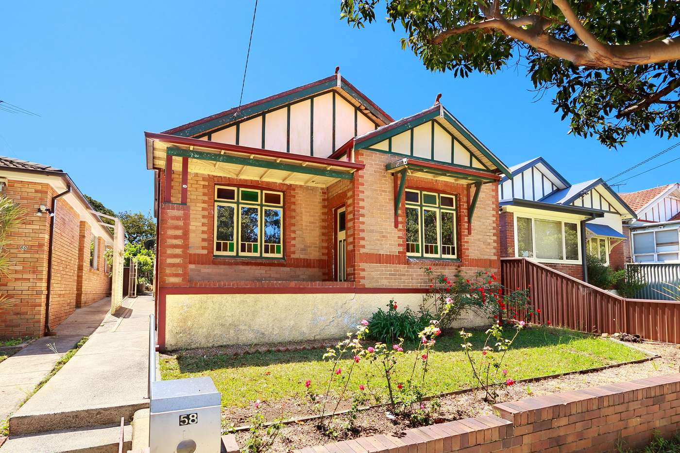 Main view of Homely house listing, 58 Patrick Street, Hurstville, NSW 2220