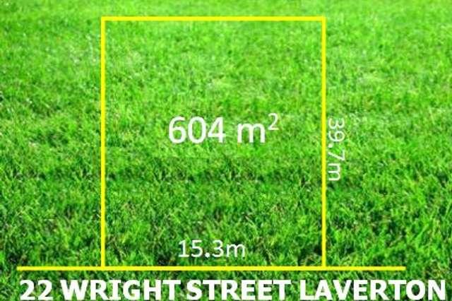 22 Wright Street, Laverton VIC 3028