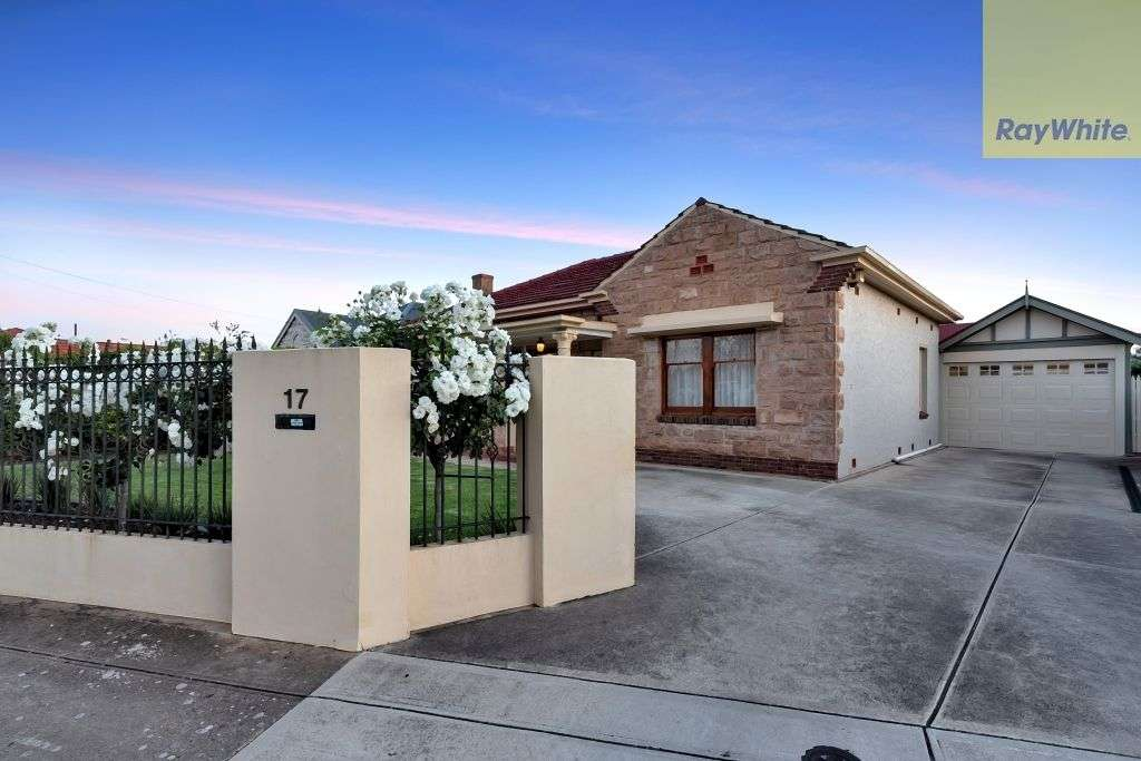 Main view of Homely house listing, 17 Glen Eira Street, Woodville South, SA 5011