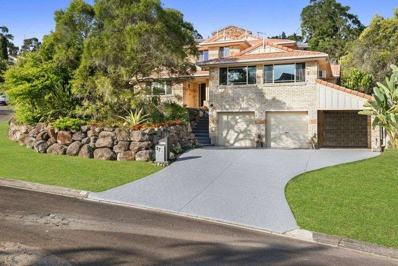 Main view of Homely house listing, 37 Tangmere Street, Chapel Hill, QLD 4069
