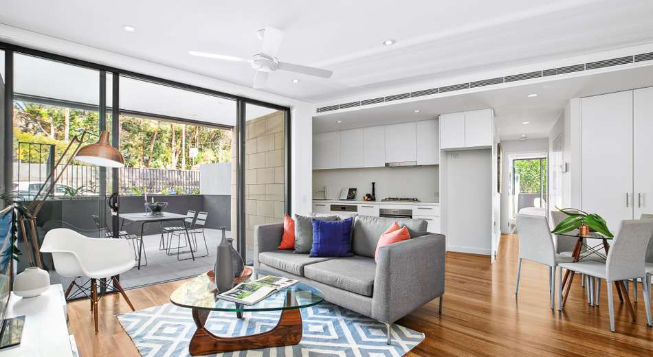 403/564 Miller Street, Cammeray NSW 2062