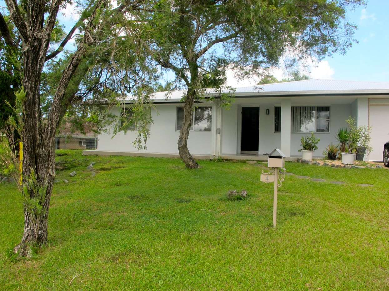 Main view of Homely house listing, 4 Andrew Milne Drive, Mount Pleasant, QLD 4740
