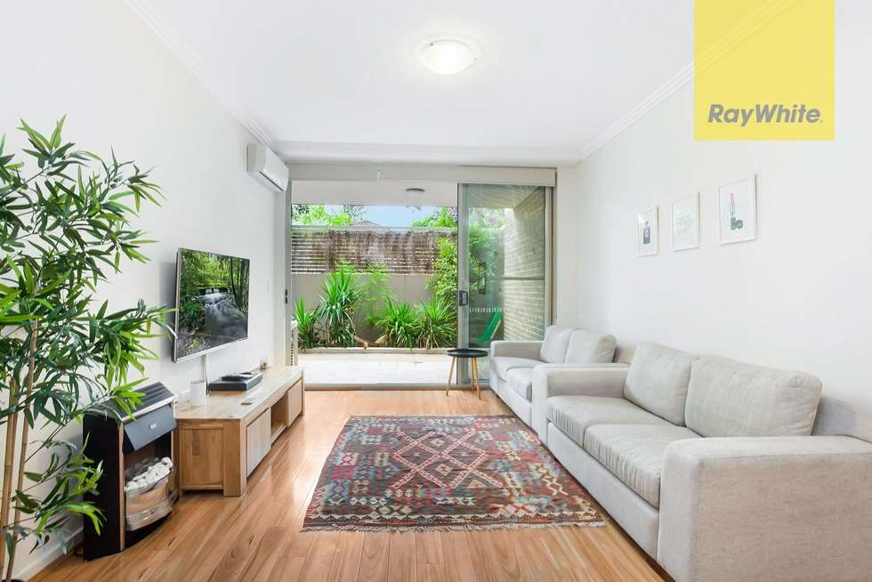 Second view of Homely unit listing, 7/93-95 Thomas Street, Parramatta NSW 2150