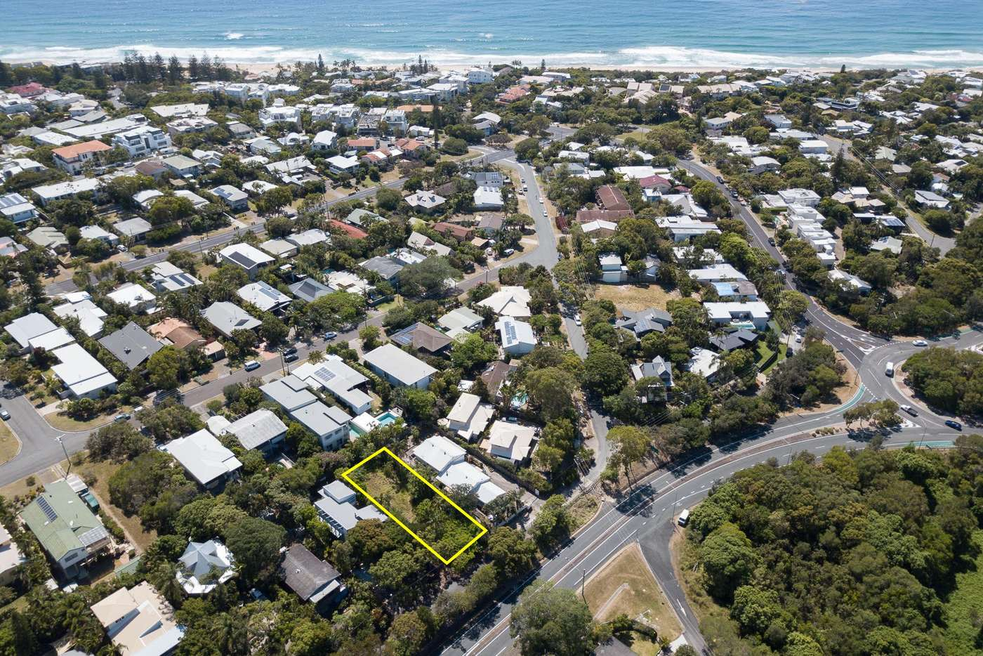 Main view of Homely residentialLand listing, 168 Edwards Street, Sunshine Beach QLD 4567
