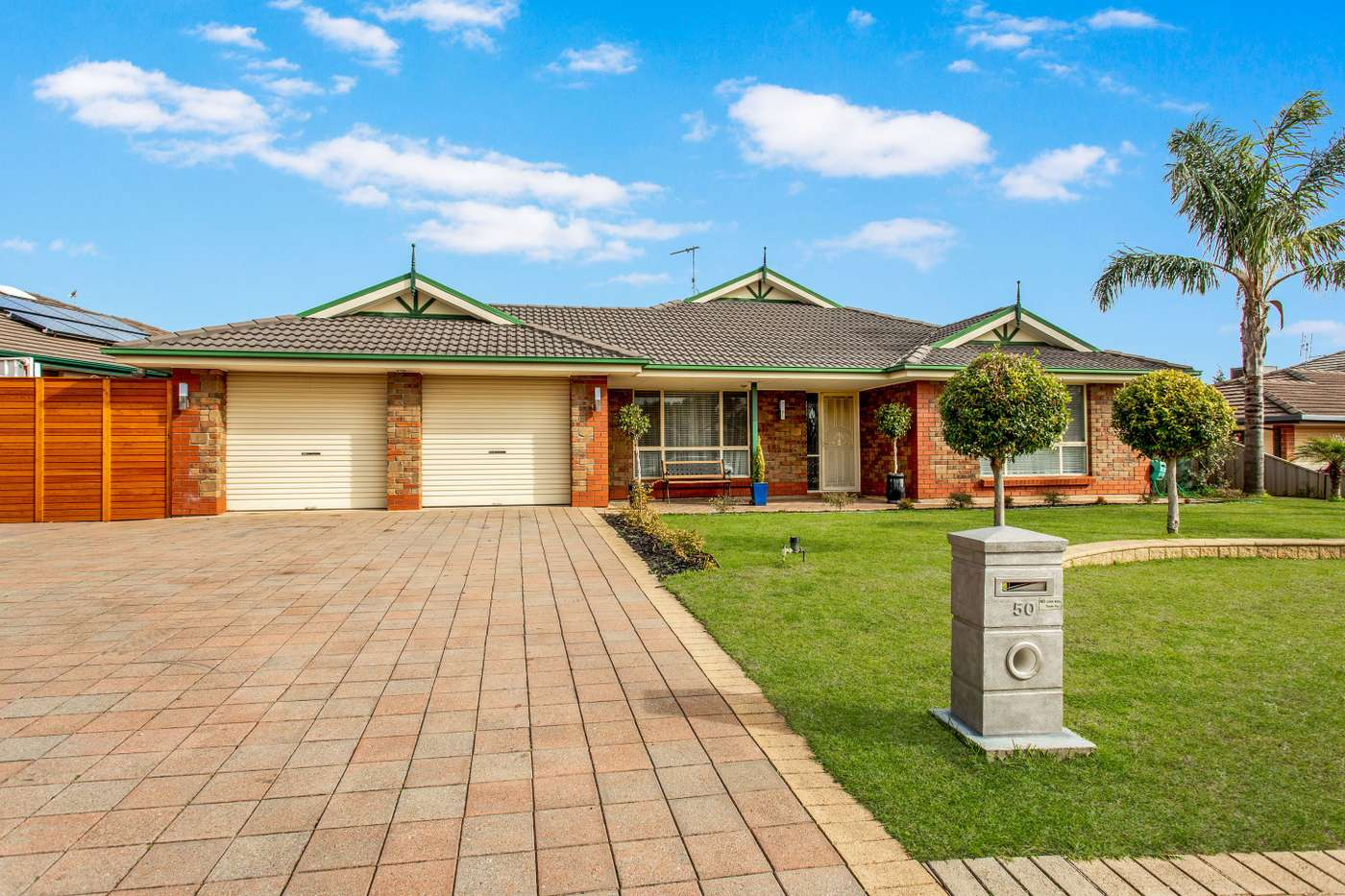 Main view of Homely house listing, 50 Jacaranda Drive, Craigmore, SA 5114