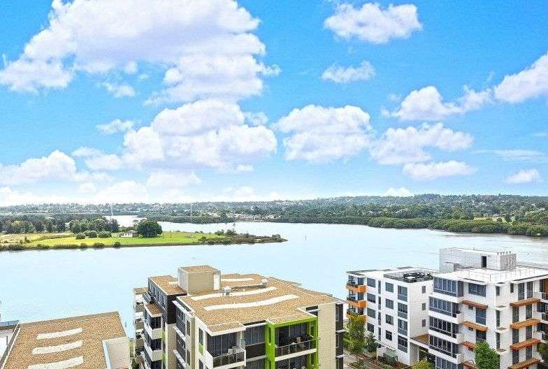 Main view of Homely apartment listing, 808/87 Shoreline Drive, Rhodes, NSW 2138