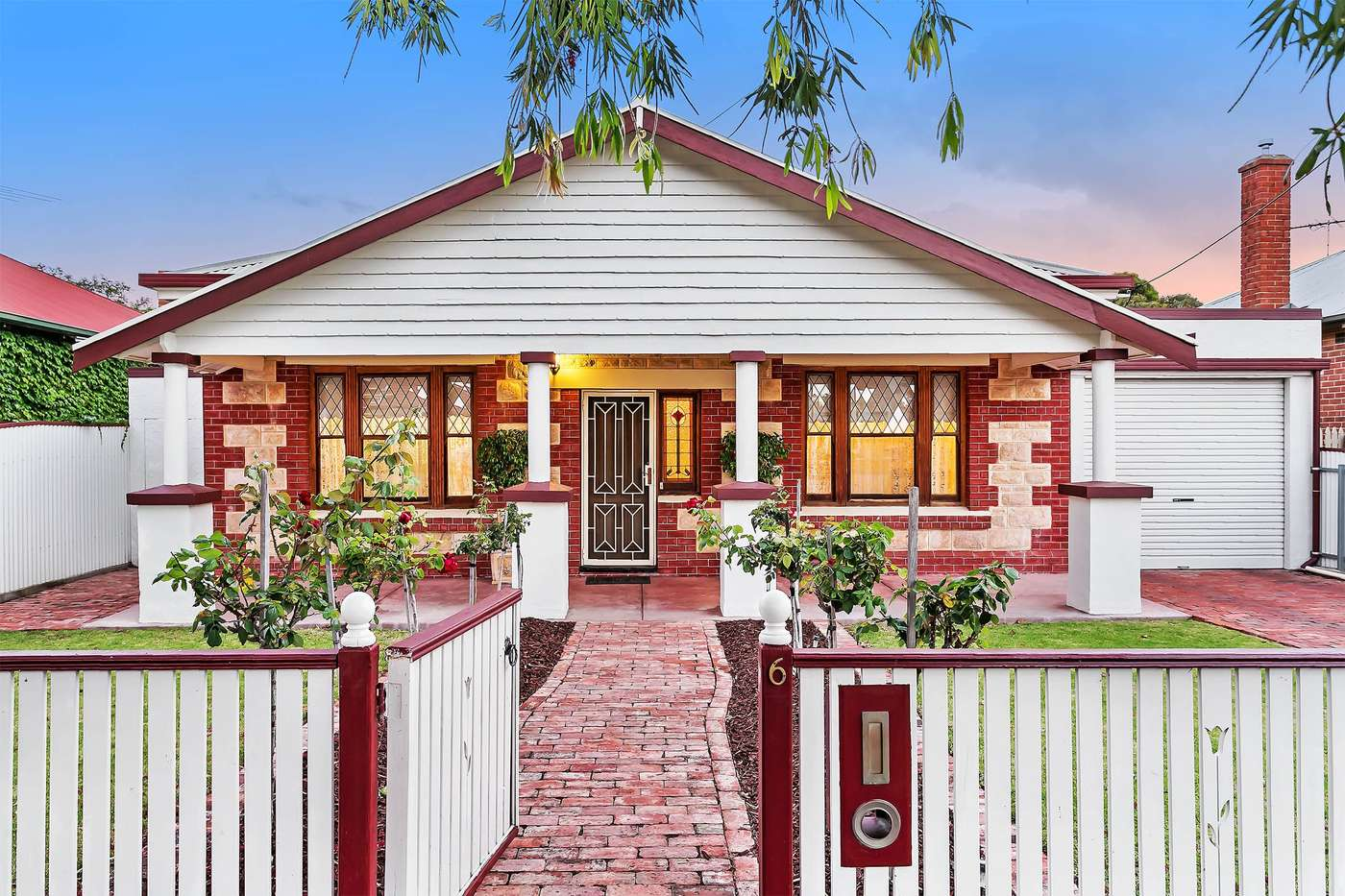 Main view of Homely house listing, 6 Olive Street, Largs Bay, SA 5016