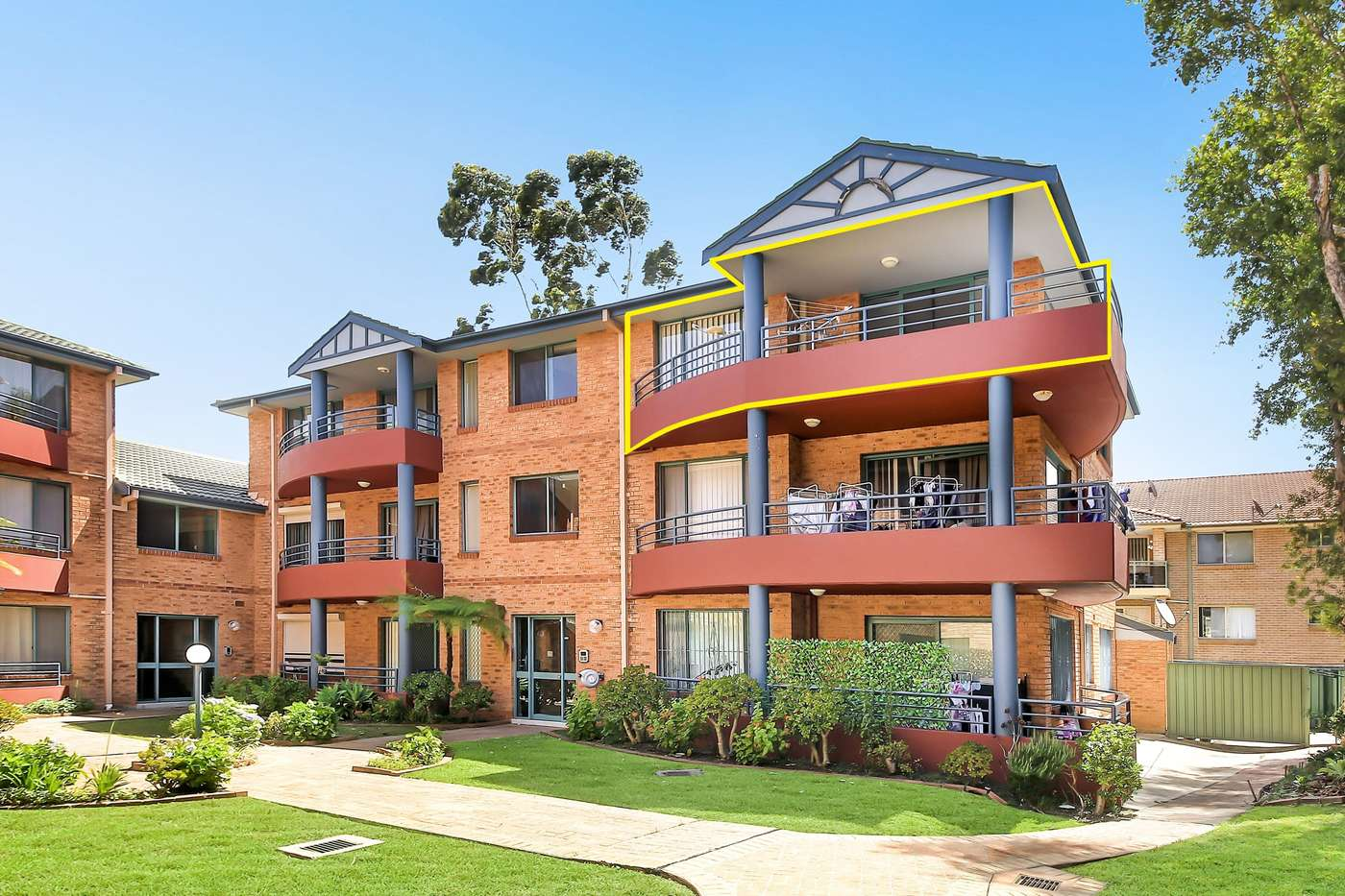 Main view of Homely unit listing, 20/94 Brancourt Avenue, Yagoona, NSW 2199