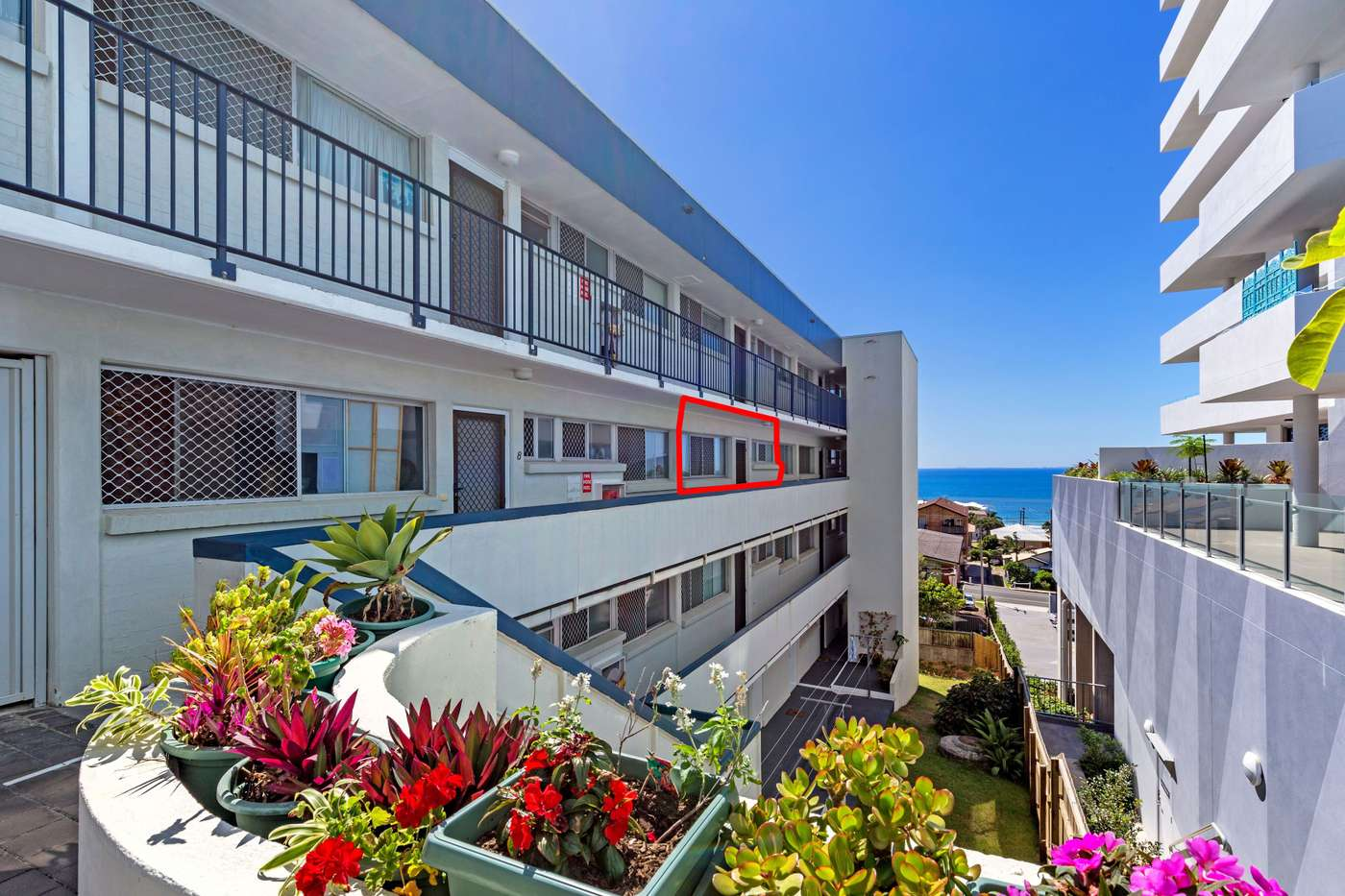 Main view of Homely unit listing, 7/27 Canberra Terrace, Kings Beach, QLD 4551