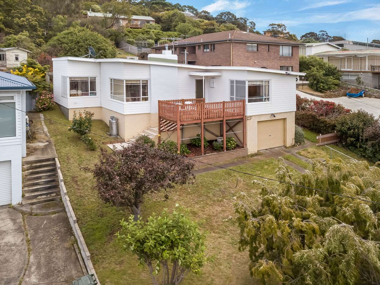 Main view of Homely house listing, 43 Bastick Street, Rosny, TAS 7018
