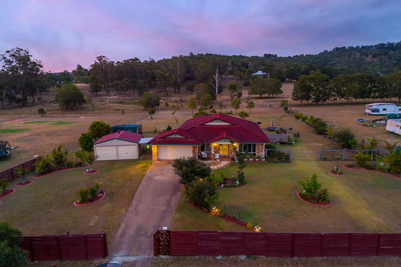 Main view of Homely house listing, 33 Harpeng Drive, Minden QLD 4311