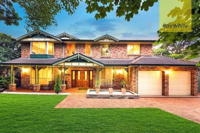 4 Gowan Brae Avenue, Oatlands NSW 2117