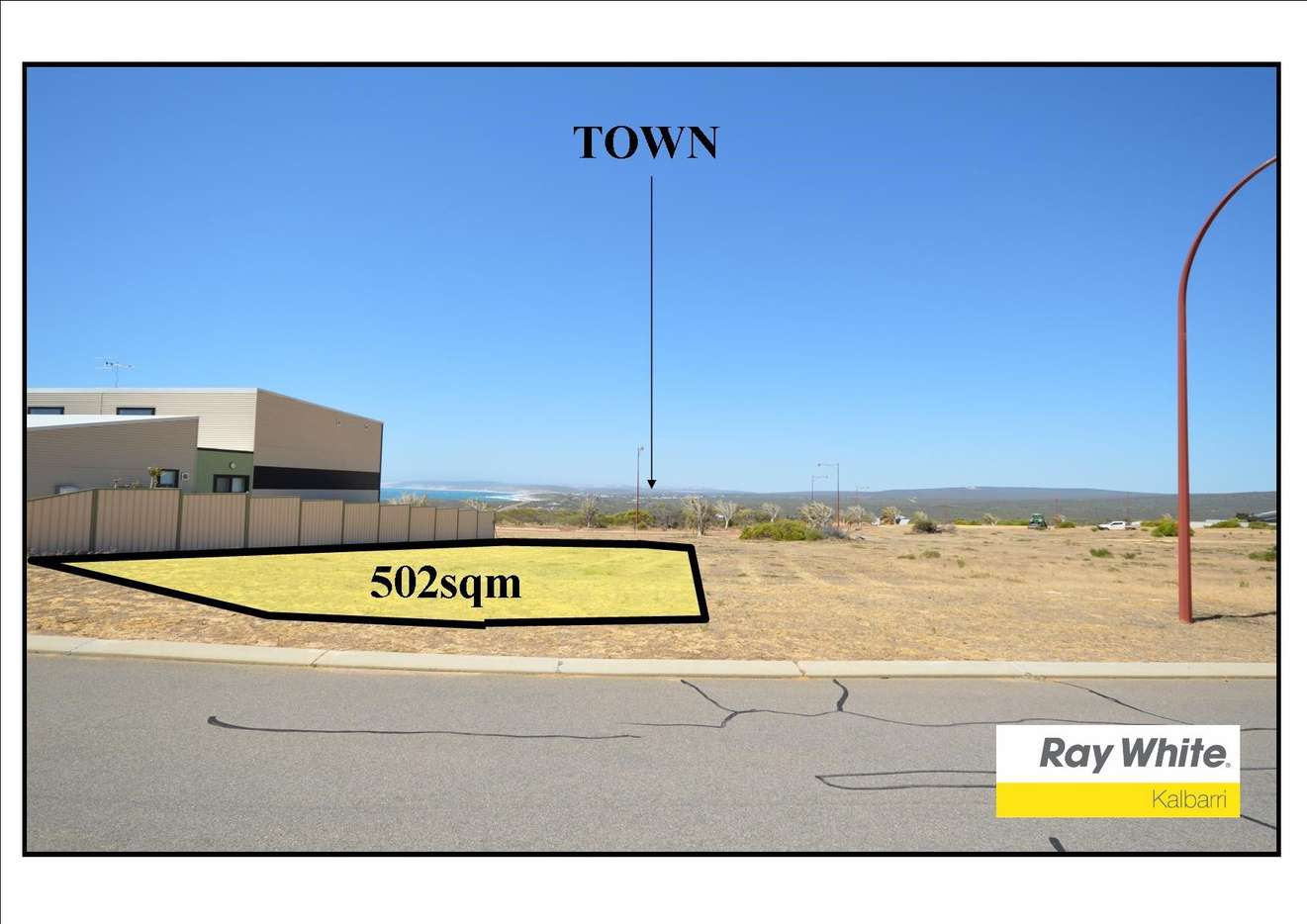 Main view of Homely  listing, 14 Lot 175 Wurmbea Way, Kalbarri, WA 6536