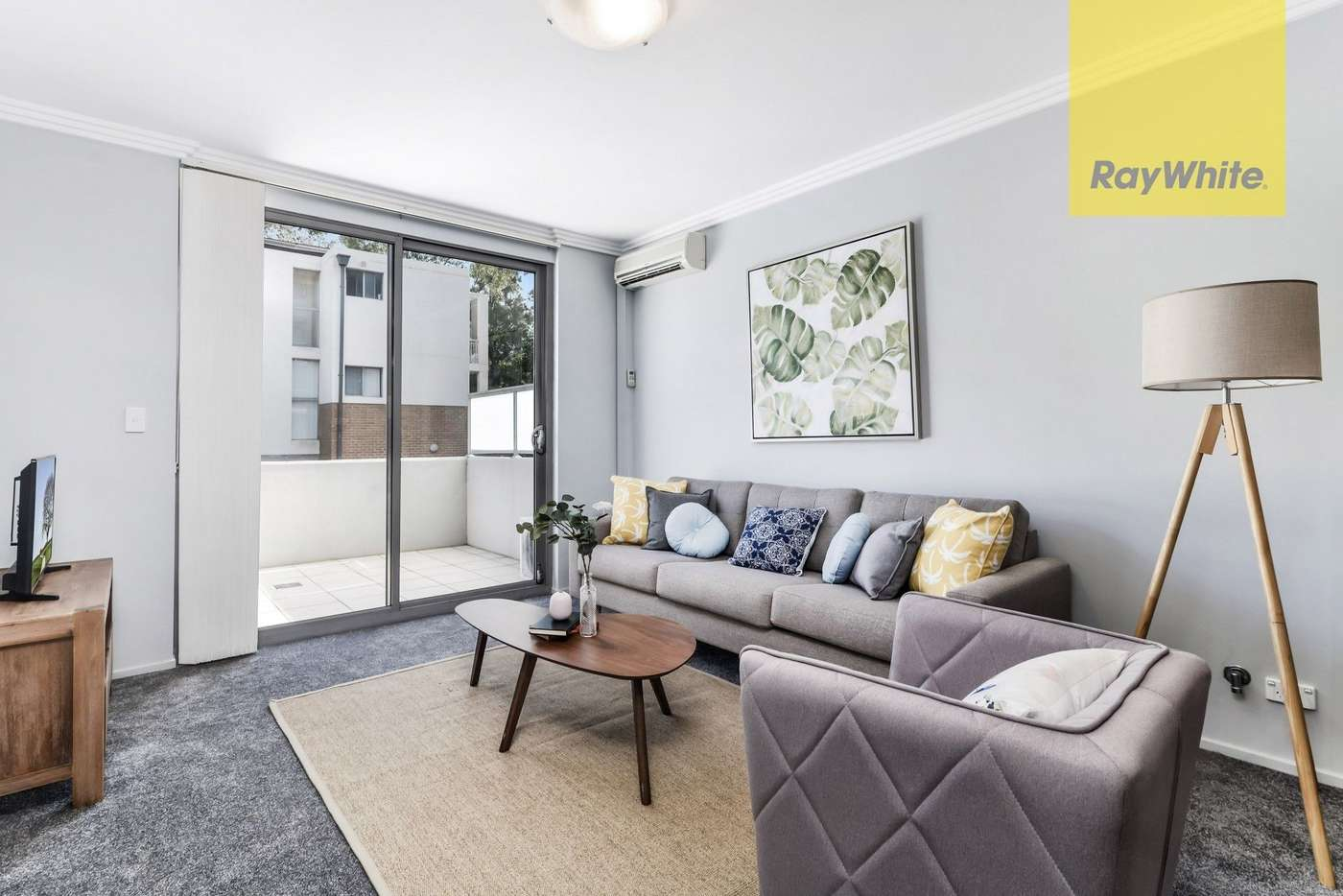 Main view of Homely apartment listing, 27/4-10 Benedict Court, Holroyd NSW 2142
