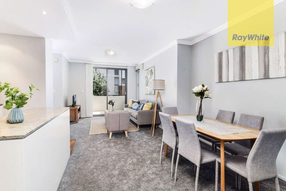 Second view of Homely apartment listing, 27/4-10 Benedict Court, Holroyd NSW 2142