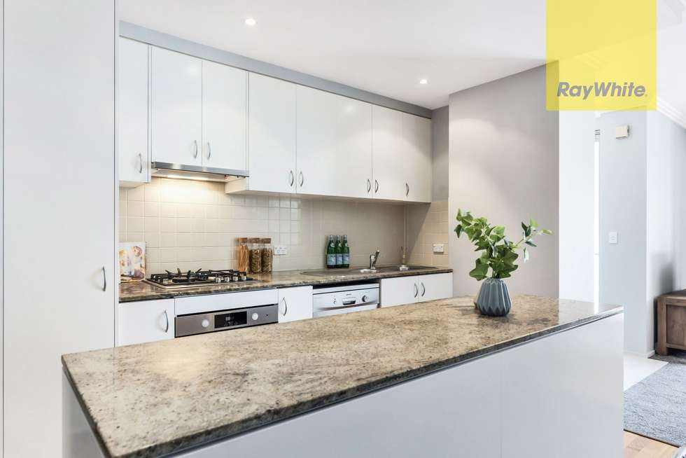 Third view of Homely apartment listing, 27/4-10 Benedict Court, Holroyd NSW 2142