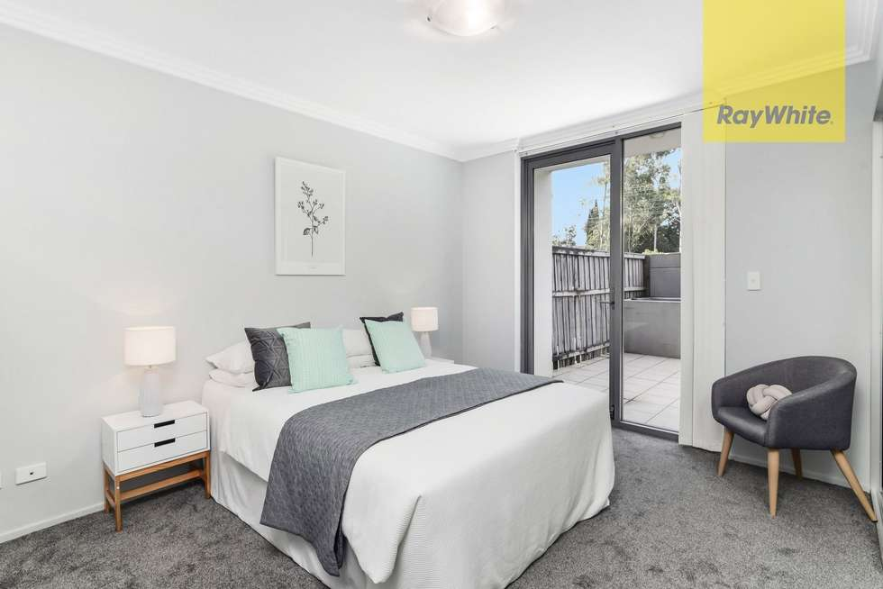 Fourth view of Homely apartment listing, 27/4-10 Benedict Court, Holroyd NSW 2142