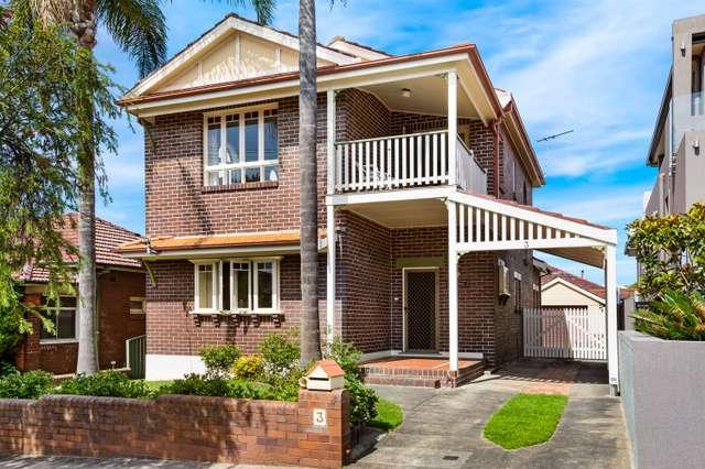 3 Duchess Avenue, Rodd Point NSW 2046