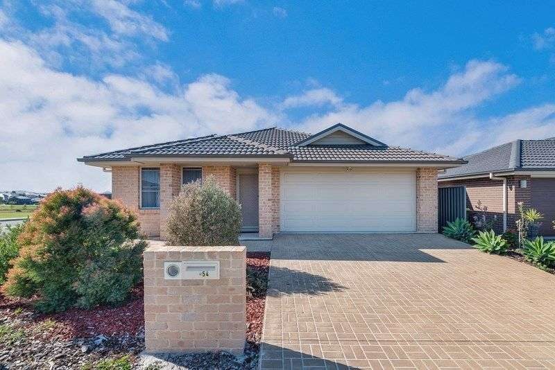 Main view of Homely house listing, 54 Franzman Avenue, Elderslie, NSW 2570
