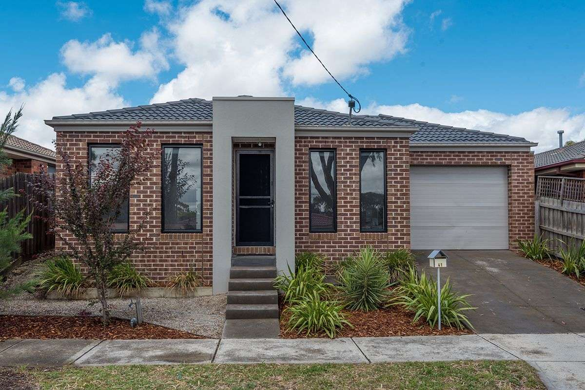 Main view of Homely house listing, 41 Axminster Drive, Craigieburn, VIC 3064