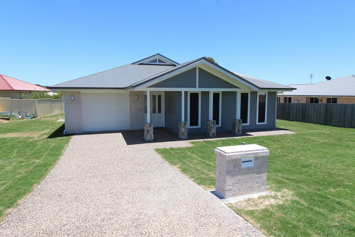 Main view of Homely house listing, 45 Naomi Drive, Crows Nest QLD 4355