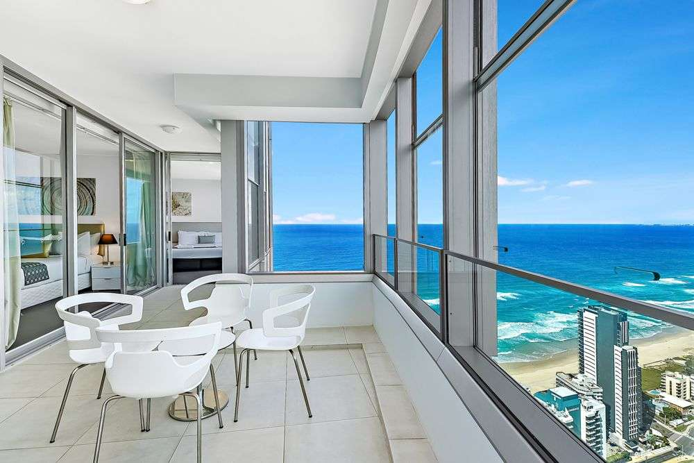 Main view of Homely apartment listing, 5205/9 Hamilton Avenue, Surfers Paradise, QLD 4217