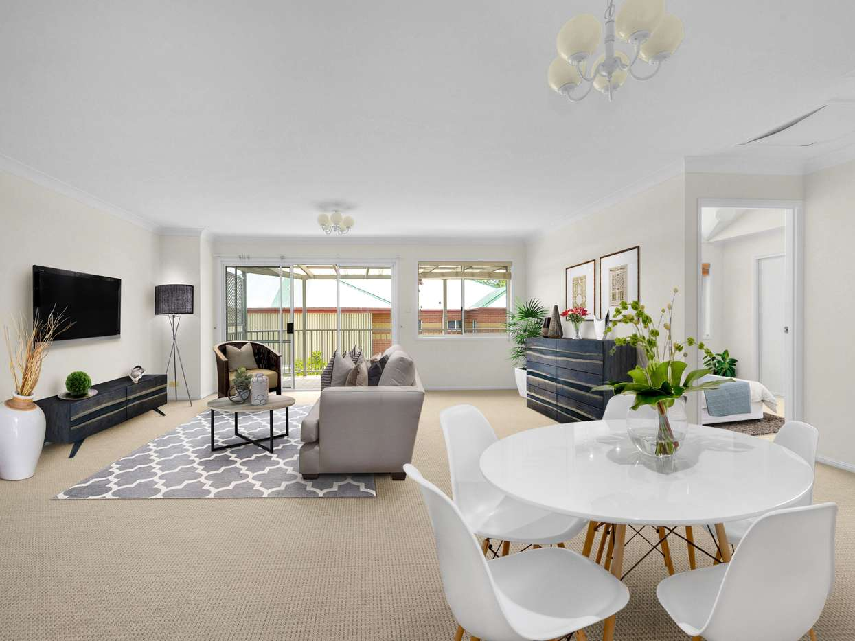 Main view of Homely apartment listing, 6/97-99 Macquarie Street, St Lucia, QLD 4067