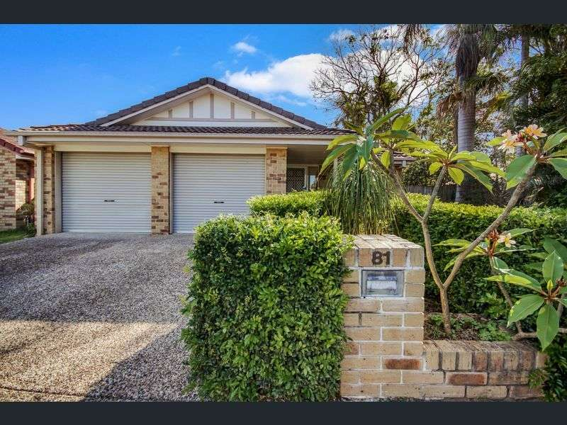 Main view of Homely house listing, 81 Alexandrina Circuit, Forest Lake, QLD 4078