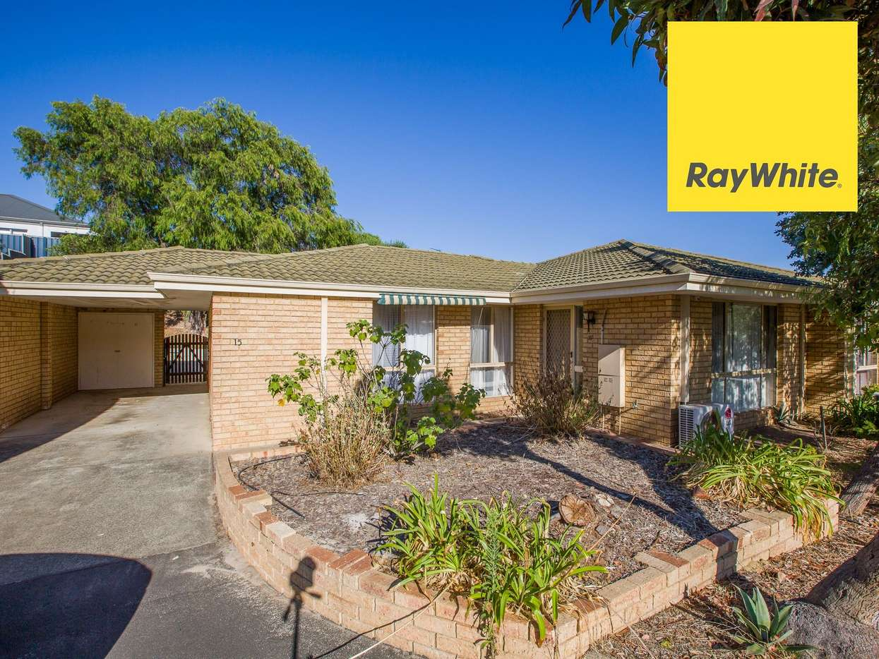 Main view of Homely unit listing, 15/104 Paris Road, Australind, WA 6233