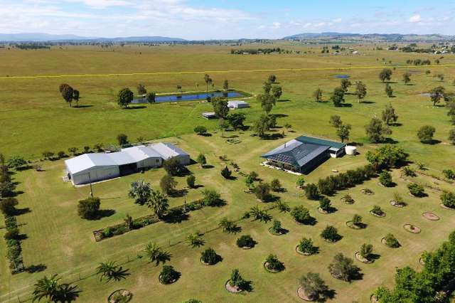 666 Cressbrook Caboonbah Road, Cressbrook QLD 4313