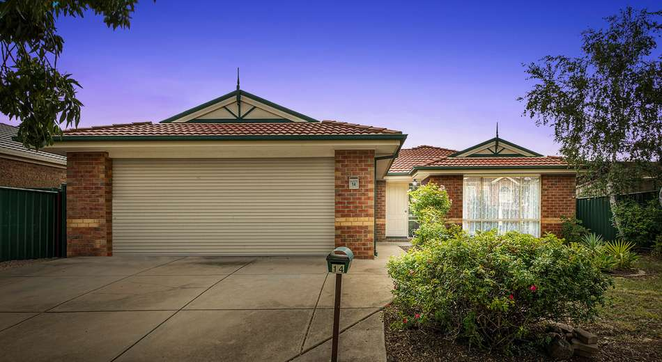14 Woodbridge Place, Burnside VIC 3023