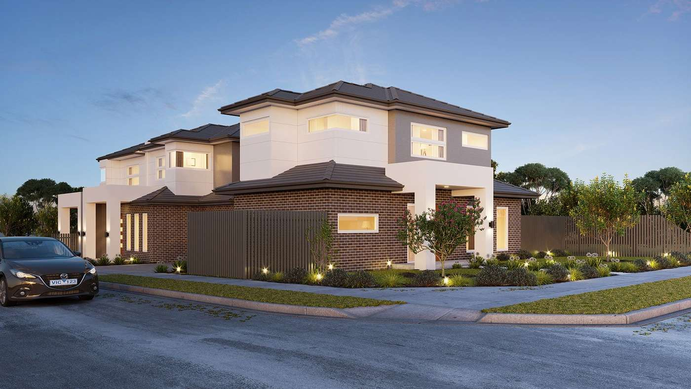 Main view of Homely townhouse listing, 1-3 153 Dunne Street, Kingsbury, VIC 3083