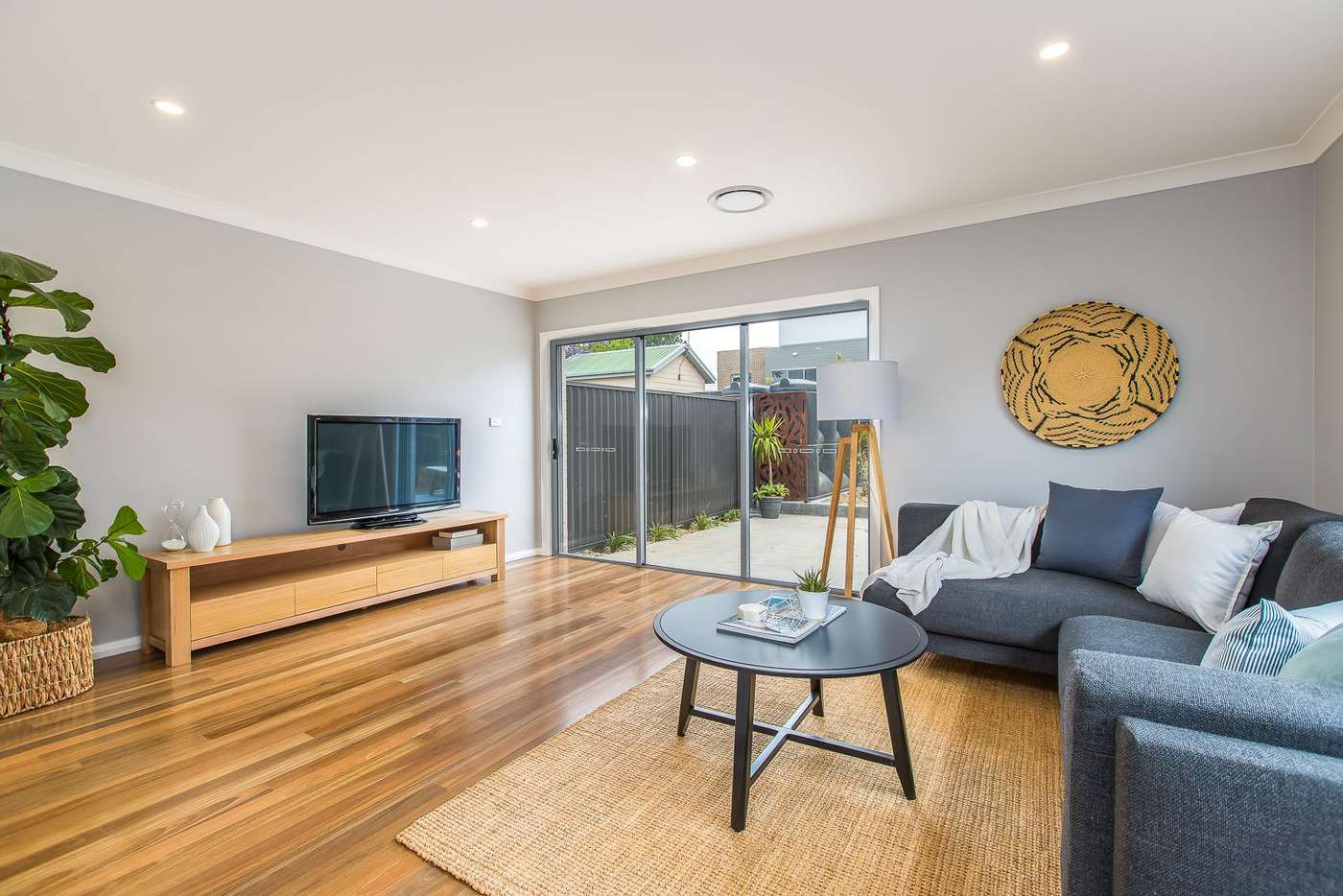 Fifth view of Homely townhouse listing, 1-2 30 Fleet Street, New Lambton NSW 2305