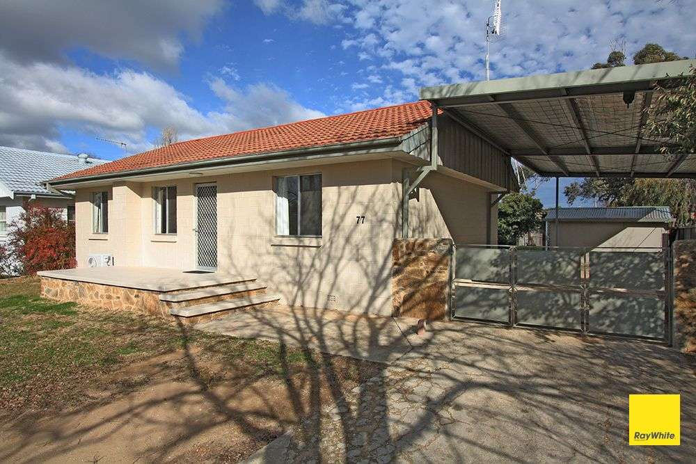 Main view of Homely house listing, 77 Malbon Street, Bungendore, NSW 2621
