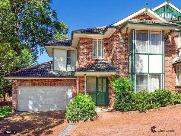 Main view of Homely house listing, 6/38-40 Francis Street, Castle Hill, NSW 2154